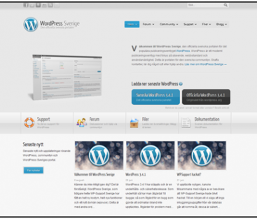 WordPress Sverige