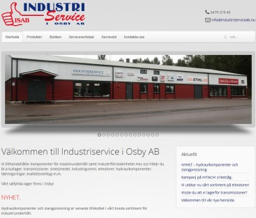 Industriservice i Osby