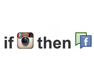 Posta från Instagram till din Facebook-sida