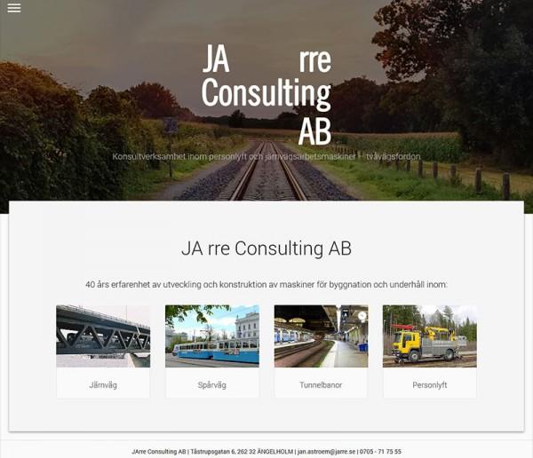JA rre Consulting AB