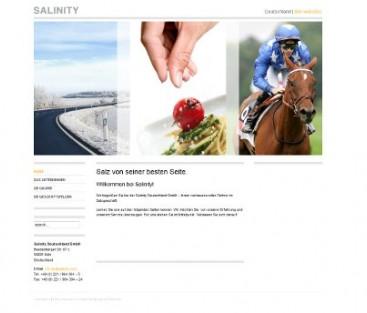 Salinity Germany