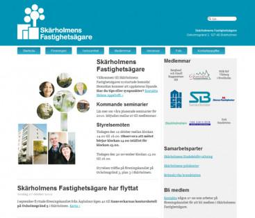 Skärholmens Fastighetsägare