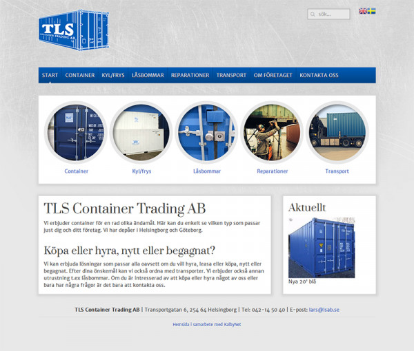 TLS Container Trading AB