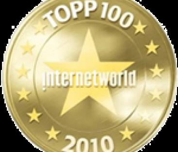 Sveriges 100 bästa sajter 2010