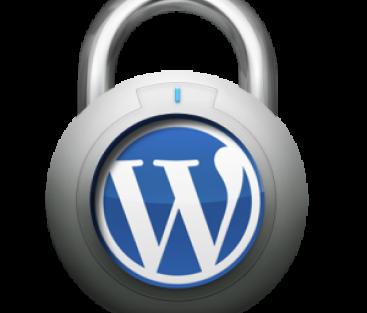 Lösenordsskydda WordPress