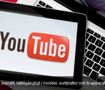 Marknadsföring på Youtube!